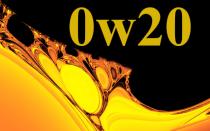 Немного о характеристиках моторного масла 0W20