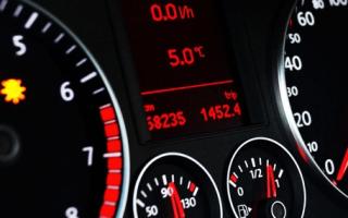 Температурные показатели моторного масла