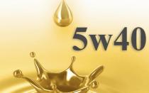 Универсальное масло 5w40 для работы двигателя в любой сезон