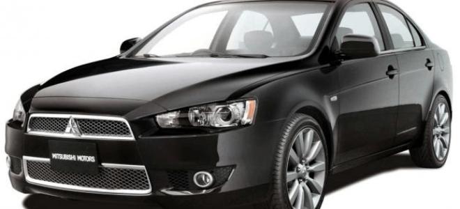 Замена моторного масла на Mitsubishi Lancer 10 поколения