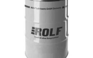 Моторное масло Rolf