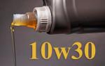 Что нужно знать о моторном масле 10W30